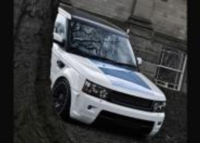 Project Kahn RS600 Range Rover Sport