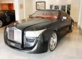Rolls Royce DC Design