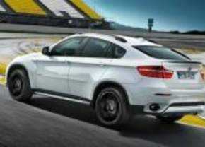 BMW X6 Performance pack