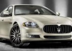 Maserati Quattroporte Awards Edition