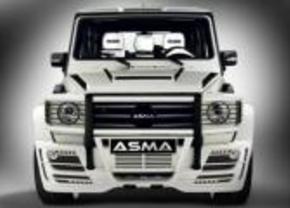 ASMA Design Mercedes G55 AMG