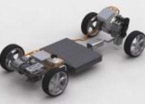 Lotus drivetrain for Proton concept