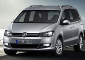 Volkswagen Sharan 3 2010