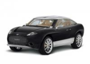Spyker Peking-to-Paris SUV