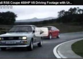 Audi RS5 meets Quattro