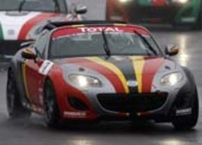 Mazda MX-5's 20th birthday race