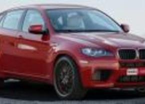 BMW X6M Nowack