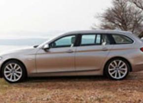 BMW 5 serie touring 2010