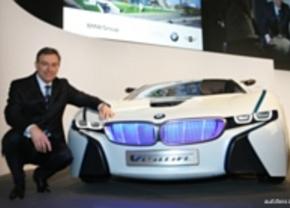 BMW jaarlijkse persconferentie