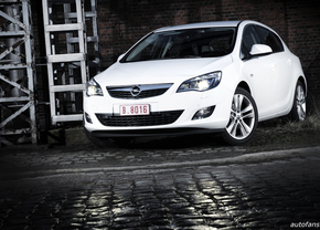 Opel Astra Red Dot Design Award