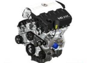 GM New 3.0 V6 TwinTurbo
