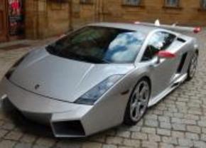 Lamborghini Gallardo Reventon style