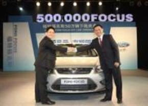 500.000ste Ford Focus