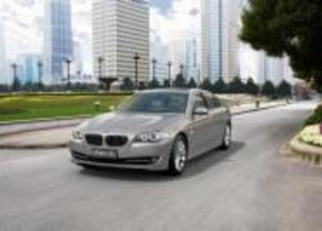 BMW 5-reeks Long wheelbase edition