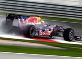 Vettel GP  van Maleisië 2010