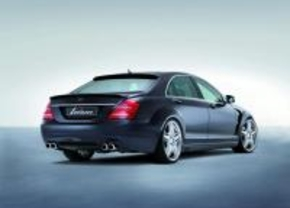 Lorinser body kit voor Mercedes S-klasse