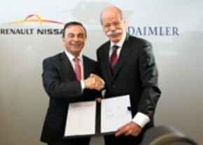 Daimler, Renault en Nissan alliantie