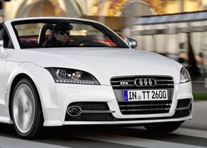 Audi TT facelift 2010