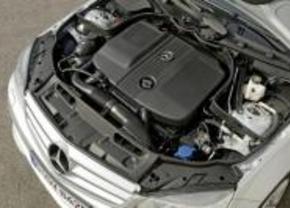 Efficiëntere motoren voor Mercedes C-klasse
