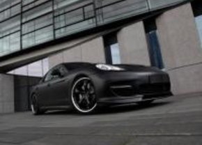 Panamera Black Edition TechArt