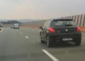 Peugeot 308 GTi spy