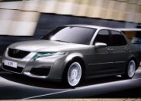 Beijing C71 aka Saab 9-5