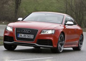 Audi  RS5 test