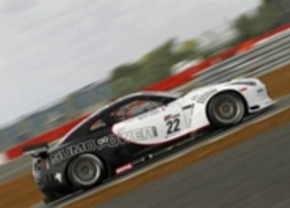 World GT1 Silverstone Circuit
