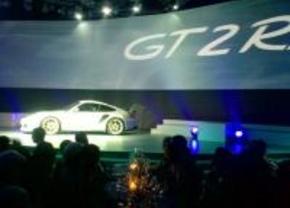 Porsche GT2 RS gelekt