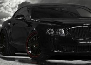 Bentley continental ultrasports 702