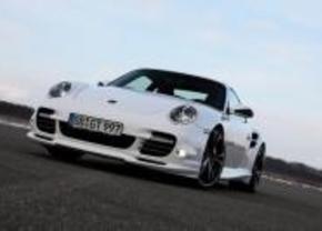 TechArt-kuur voor Porsche 911 Turbo facelift