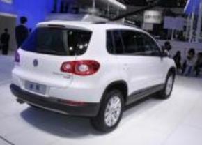 VW Tiguan motorupdate