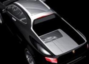 Render: Porsche Pick-up