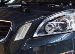 Volvo S60 Fabrieksbezoek Gent