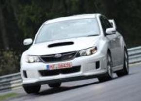 Subaru Impreza sedan ring