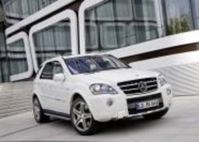 Update voor Mercedes ML 63 AMG en GL-klasse