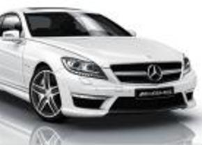 Facelift Mercedes CL gelekt