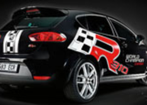 Beperkte reeks: Seat Leon Cupra R 310 WCE