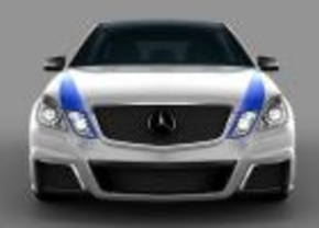 GWA-metamorfose vooo Mercedes E63 AMG