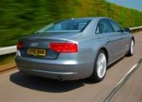 Audi A8 4.2 TDI review