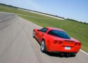 Corvette wordt weer Chevrolet