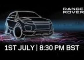 Morgenavond live onthulling van de Land Rover LRX