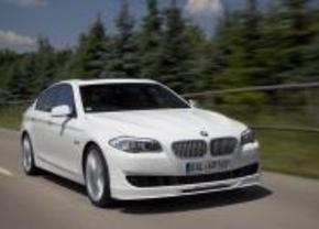 BMW B5 Alpina F10 2011