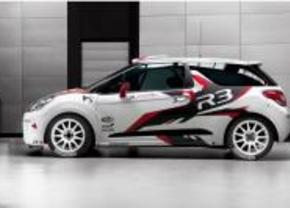 Met de R van Rally: Citroën DS3 R3