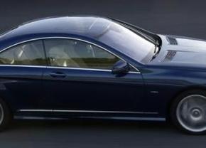 Mercedes CL facelift 2011