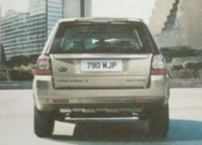 Land Rover Freelander 4 MY 2011