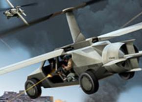 flying Humv