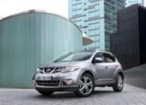 Diesel en facelift voor Nissan Murano
