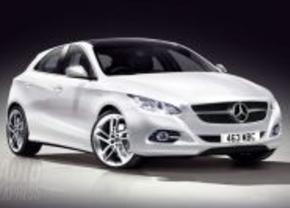 Mercedes' design voor de nieuwe A-klasse