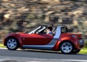 Komt de smart Roadster terug?
